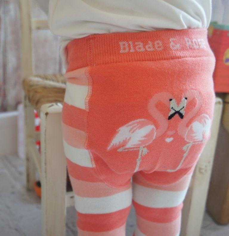 flamingo leggings
