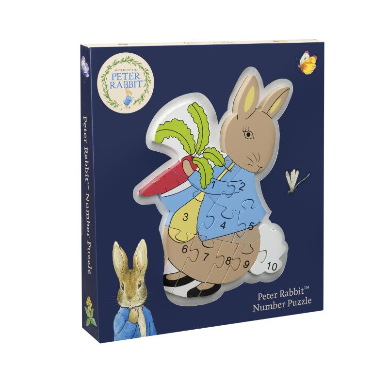 Peter Rabbit Number Puzzle