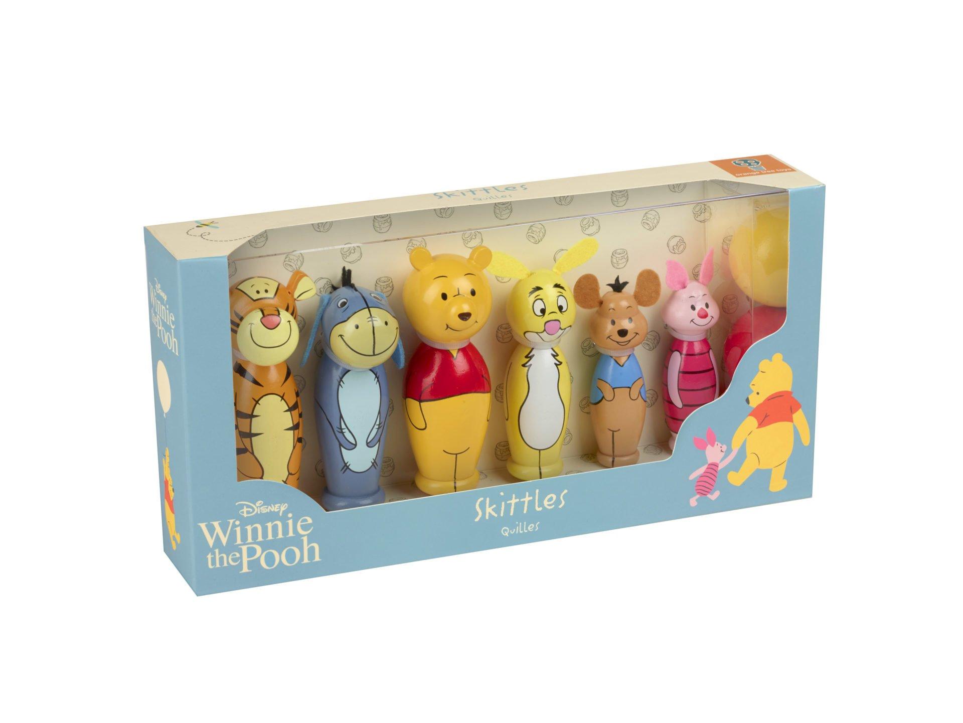 winnie the pooh skittles set