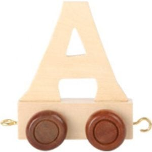 train letter A