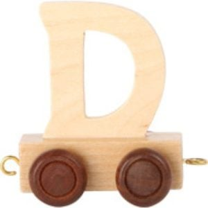 train letter D