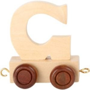 train letter G