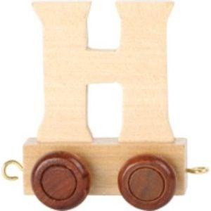 train letter H
