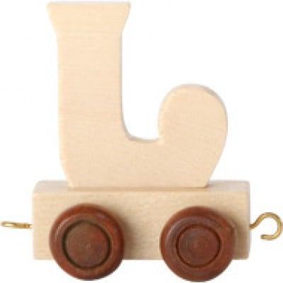 train letter J
