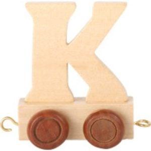 train letter K