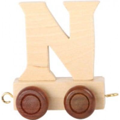 train letter ~N
